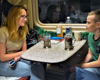 Говоривший с Путиным школьник рассказал о путешествии в поезде по Крымскому мосту
