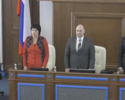 «Давайте жить дружно» - вот лозунг Заксобрания и… врио губернатора Севастополя