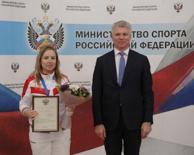 Севастопольская шахматистка Ольга Лагутина стала серебряным призером сурдлимпийских зимних игр 2019 года