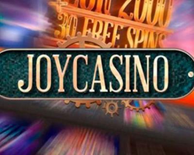 Играйте онлайн на официальном сайте Joy казино