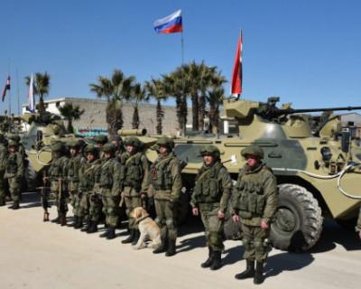 Американские и российские солдаты подрались в Сирии