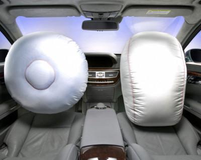 В России более 1,5 млн машин с бракованными подушками безопасности