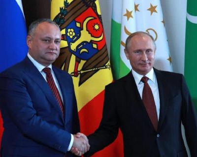 Президент Молдавии рассказал о тайнах Владимира Путина
