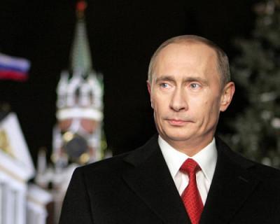 Как будет встречать Новый год Владимир Путин