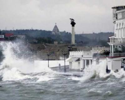 Внимание! В Севастополе ожидается ухудшение погоды!