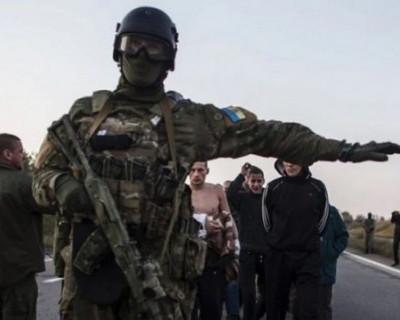 20 пленных ополченцев отказались возвращаться в Донбасс с Украины