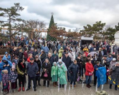 Парк «Учкуевка» открыли после масштабной реконструкции