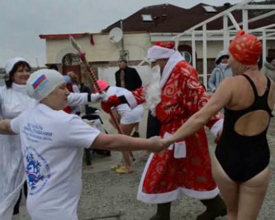 В Севастополе прошла всероссийская акция «Закаленная Россия — здоровая страна» (ВИДЕО)
