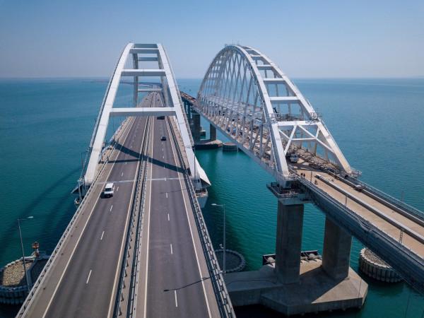 Крымский мост вошел в ТОП строек России