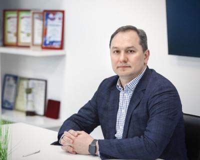 Поздравление с Новым годом от генерального директора ООО «ИнтерСтрой» Олега Леухина