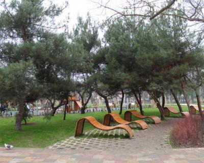 В Севастополе после капитального ремонта открыт сквер 60-летия СССР