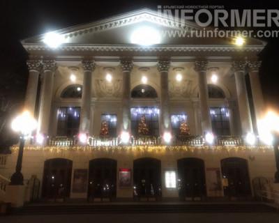 Как «феерично» украсили Севастополь и другие федеральные города России к Новому году (ФОТО)