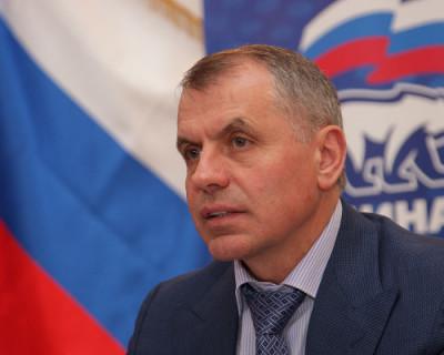 Глава Госсовета Крыма Владимир Константинов уверен в том, что 2020 год будет удачным для полуострова