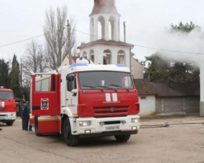 С 31 декабря по 1 января в Севастополе произошло 10 пожаров