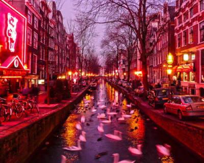 Голландия исчезла с карты Европы