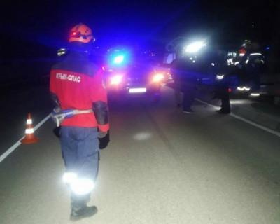 ДТП на трассе Ялта-Севастополь: насмерть сбит пешеход (ФОТО)