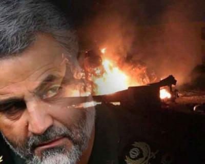 Стало известно, как администрация Трампа готовила ликвидацию иранского генерала Сулеймани