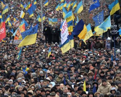 Украинцы мечтают о сильной руке