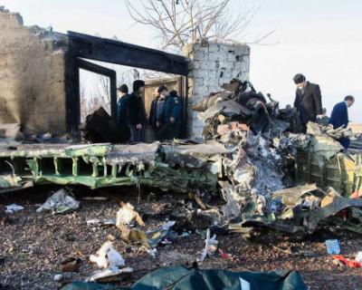 Украинские власти утверждают об исправности авиалайнера, потерпевшего крушение в Иране