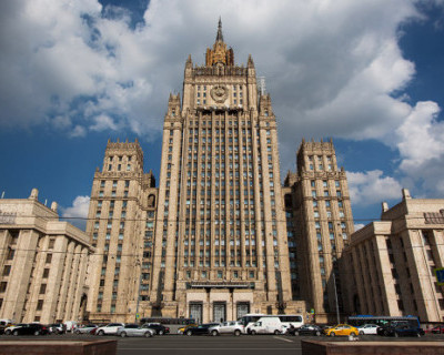 В МИД России отреагировали на ракетный удар Ирана по базам США