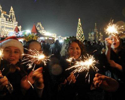 ВЦИОМ рассказал о главных обещаниях россиян на Новый год