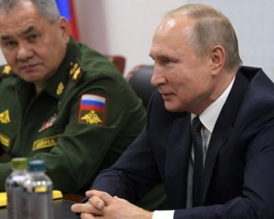 Владимир Путин прибыл с рабочей поездкой в Севастополь