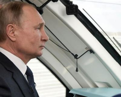 Владимир Путин поблагодарил военных моряков за проведенные учения в Черном море