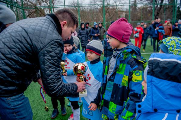 В Севастополе завершился фестиваль «Малая футбольная Лига города Севастополя 2019-2020»