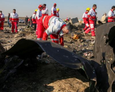 В МИД РФ усомнились в том, что украинский самолет был сбит Ираном