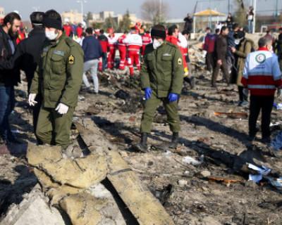 Руководство Ирана призналось в том, что военные по ошибке сбили украинский самолет