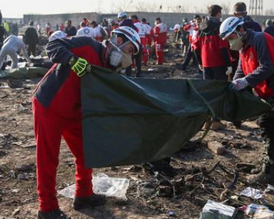 Зеленский настаивает на признание Ираном вины за уничтоженный пассажирский самолет