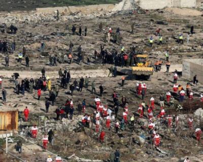 Почему руководство Ирана призналось в уничтожении украинского самолета?