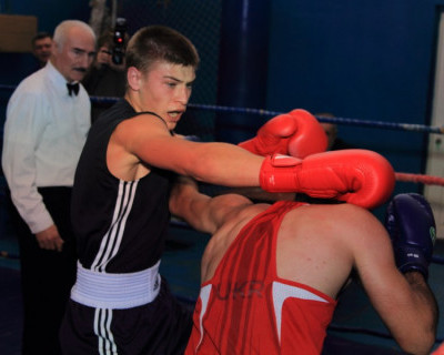 Приглашаем на бокс!