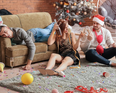 11% россиян заявили о потере человеческого достоинства в период новогодних каникул