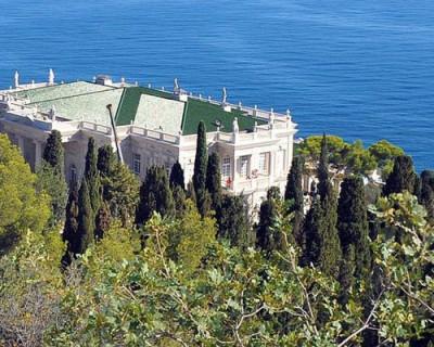 Фирма, аффилированная с Газпромом, купила усадьбу в Крыму