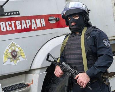 Сотрудники Росгвардии задержали в Севастополе пьяного водителя