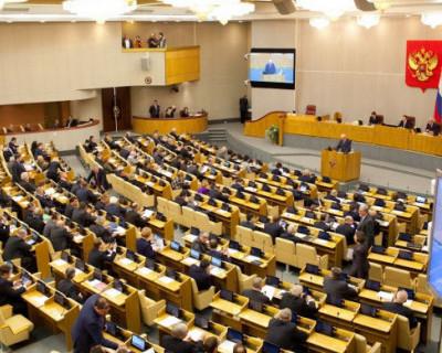 Депутатам запретят присоединяться к чужим законопроектам
