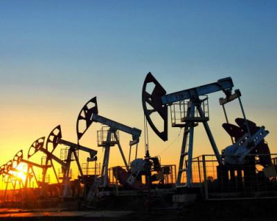 В России снизились доходы от продажи нефти и газа