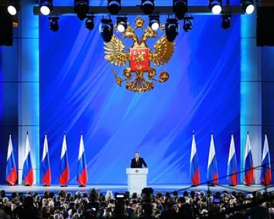 Путин заявил о том, что в обществе созрел запрос на перемены