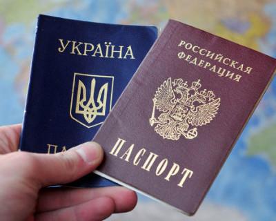 Более полумиллиона украинцев стали гражданами России в 2019 году