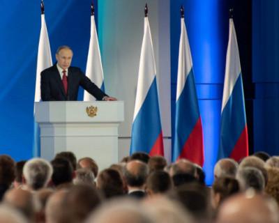 Михаил Развожаев об уникальном послании президента