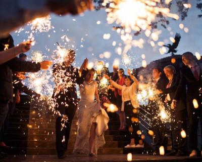 Сколько свадеб сыграли в Крыму на январских праздниках