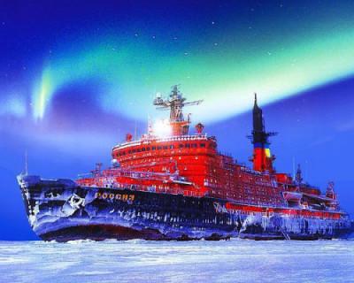 В России построят новый ледокол