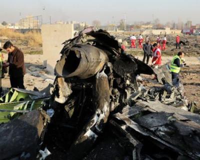 Украина обвинила власти Ирана в препятствовании расследования гибели Boeing 737-800