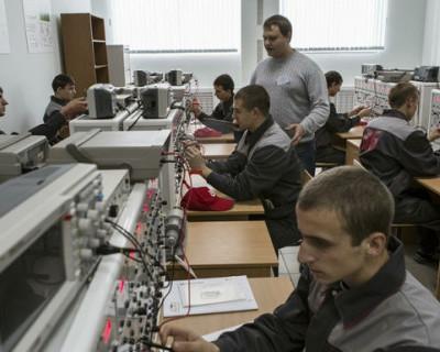 Российские колледжи переформатируют