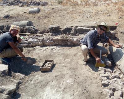 Магистранты СевГУ приняли участие в раскопках древнегреческого города Милет