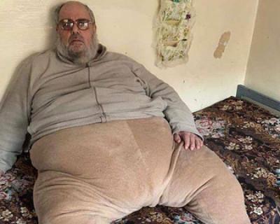 Для транспортировки ожиревшего муфтия террористов понадобился грузовик