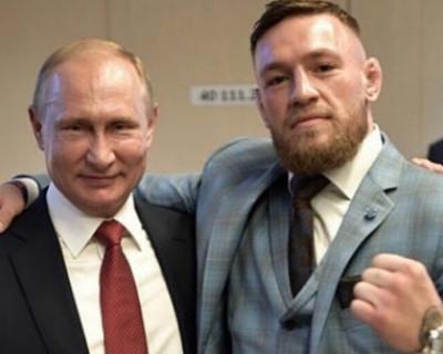 Макгрегор назвал себя более русским, чем Хабиб Нурмагомедов