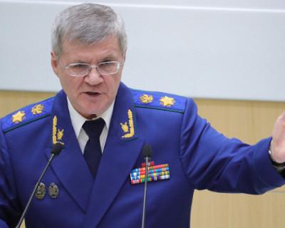 Генпрокурор России Юрий Чайка уходит в отставку