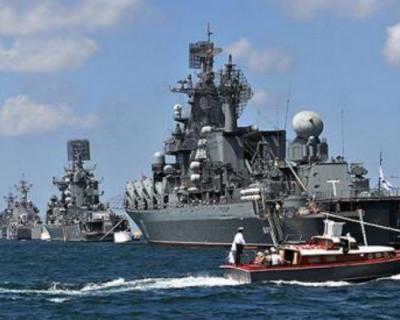 Командно-штабная тренировка черноморского флота России